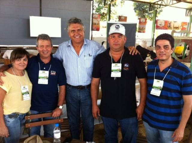 Visita-do-Deputado-Ronaldo-Caiado-na-Tecnoshow-2014