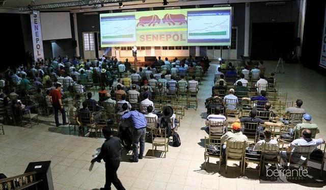 Congresso senepol palestras